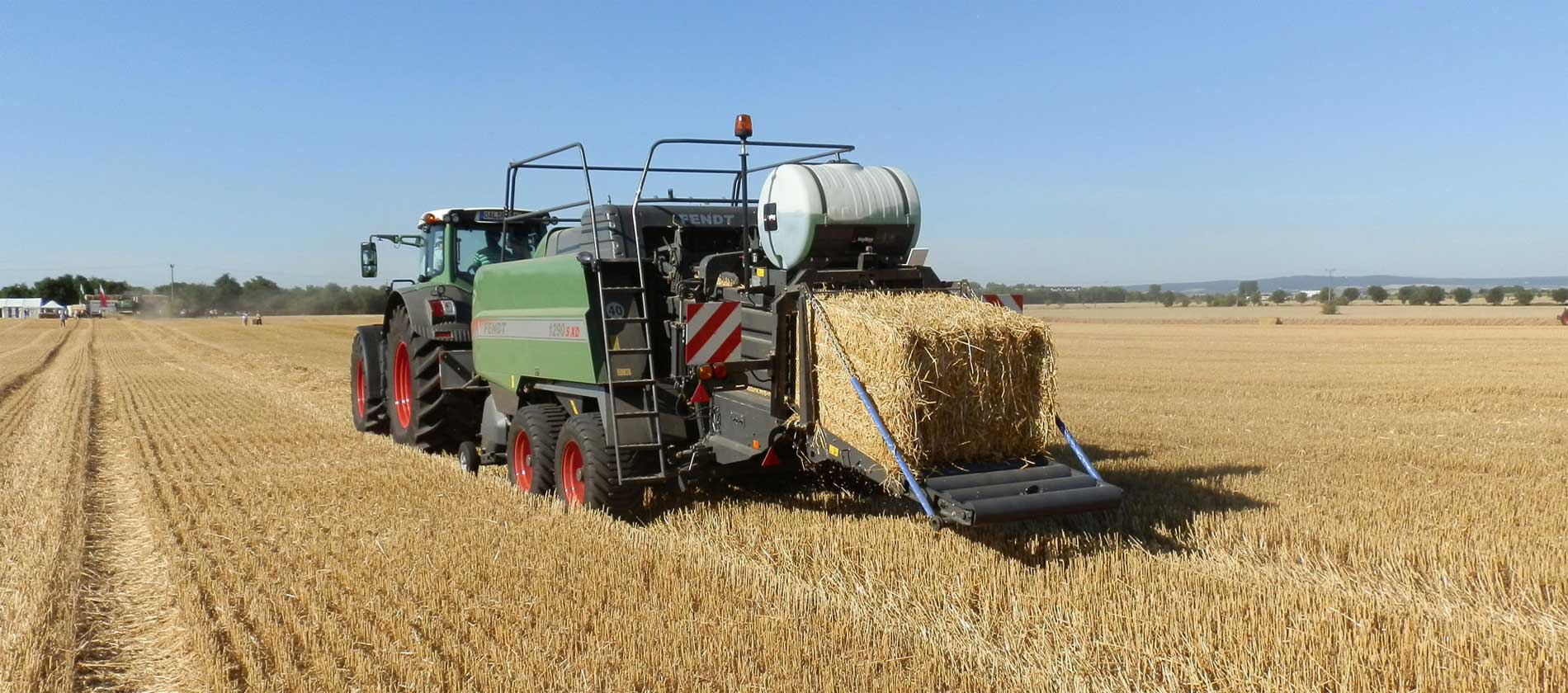 Fendt HayBoss G2 Automatic Applicator Equipment