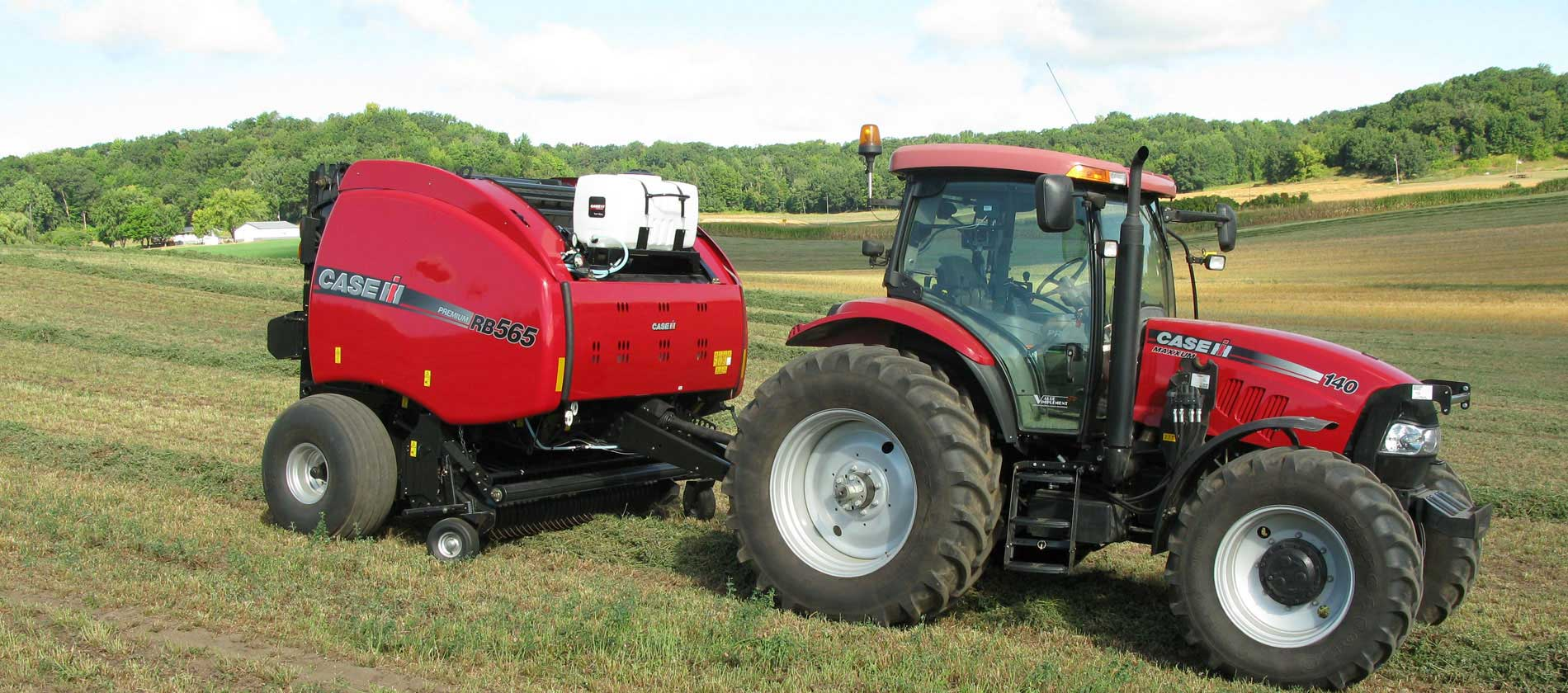 Case IH Agriculture Thirty Plus