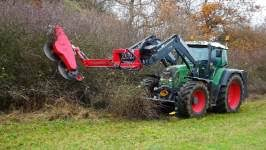 Elkaer Hedge Buster Saw